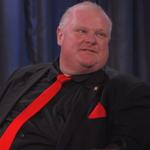 Watch Jimmy Kimmel's Hilarious Interview with Toronto Mayor Rob Ford