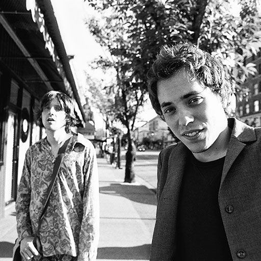 Relax: Foxygen at Work on LP2, Isn't Breaking Up