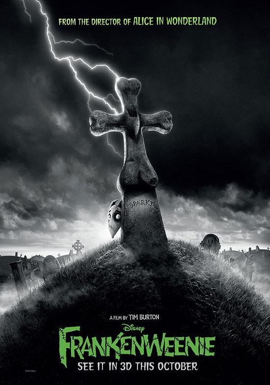 Watch the First <i>Frankenweenie</i> Trailer