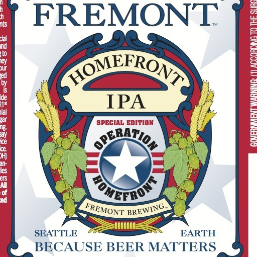 Is Homefront IPA the Most American Beer Out There?