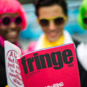 The Edinburgh Fringe is a Comedy Festival Unlike Any Other