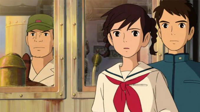<i>From Up on Poppy Hill</i>