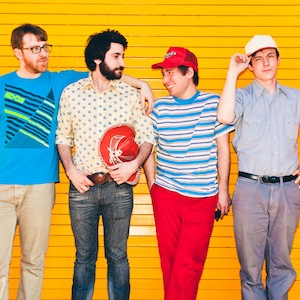 Frontier Ruckus Announces Fall Tour