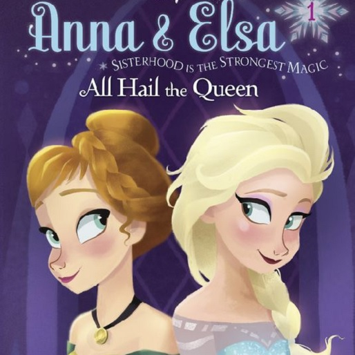 <i>Frozen</i> Gets a Sequel ... In Book Form