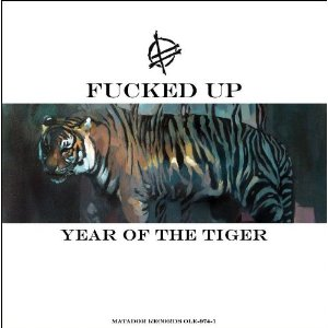 "Listen to Fucked Up's New Single, ""Year of the Tiger"""