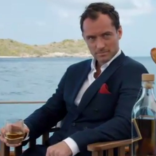Johnnie Walker Short Film to Star Jude Law