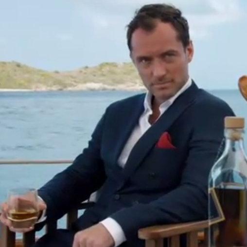 Johnnie Walker Short Film to Star Jude Law