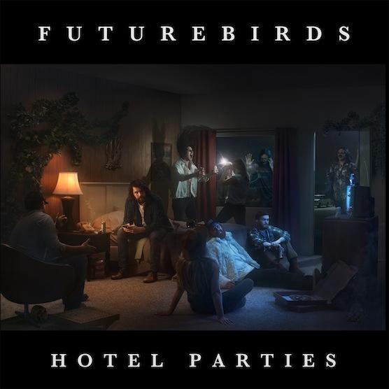 "Song Premiere: Futurebirds - ""Hotel Parties"""