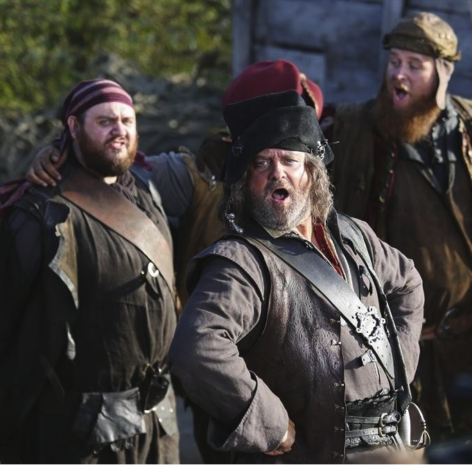 "<i>Galavant</i> Review: ""Two Balls"" and ""Comedy Gold"""