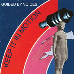 Listen to a Single from Guided By Voices' <i>Class Clown Spots a UFO</i>