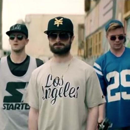 Daniel Radcliffe Dons a Beard and Saggy Jeans in Trailer for BBC GTA Miniseries <i>The Gamechangers</i>