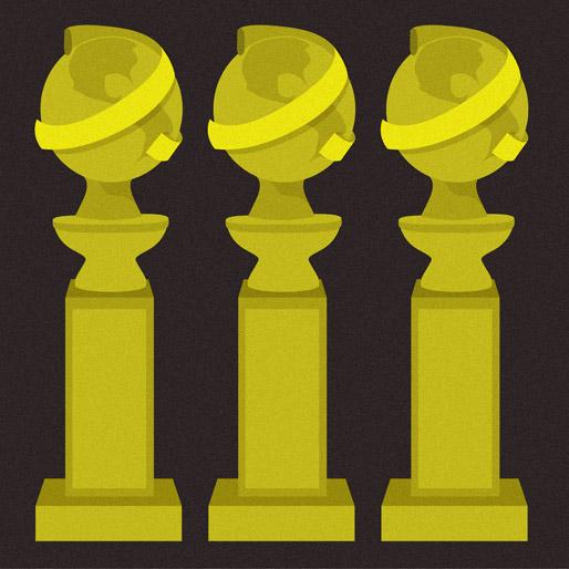 Let's Play: Golden Globe Awards Bingo