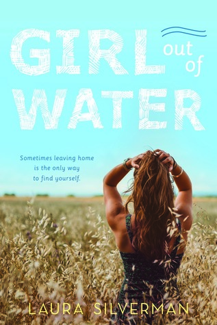GIRL OUT OF WATER LAURA