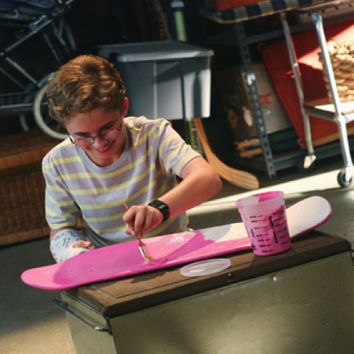 "<i>Goldbergs</i> Review: ""I Rode a Hoverboard!"""
