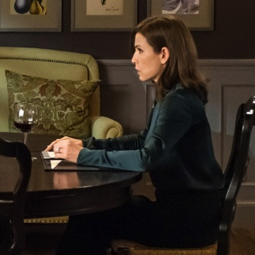 """<i>The Good Wife</i> Review: """"The Line"""""""