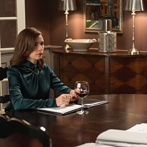 "<i>The Good Wife</i> Review: ""Oppo Research"""