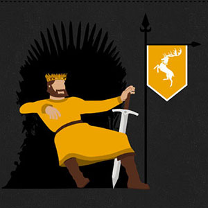 Infographic: &lt;i&gt;Game of Thrones&lt;/i&gt;, The History of Robert's Rebellion