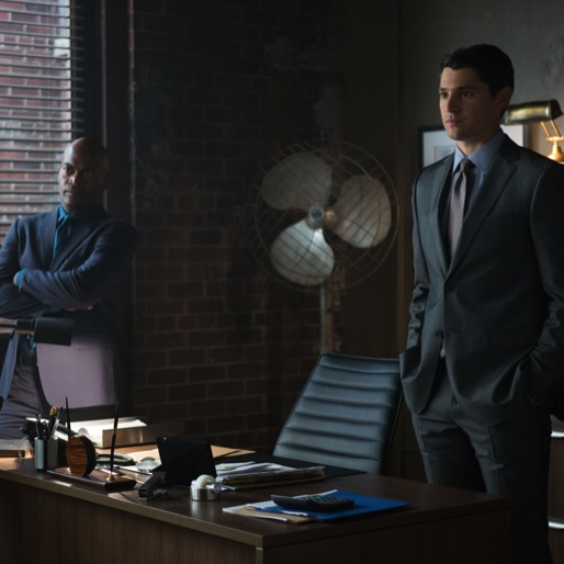 "<i>Gotham</i> Review: ""Harvey Dent"""