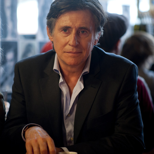 Gabriel Byrne: The Art of Stillness