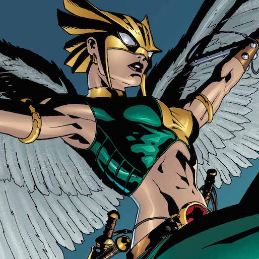 Hawkgirl Cast in <i>Arrow</i>/<i>Flash</i> Spinoff Series For The CW