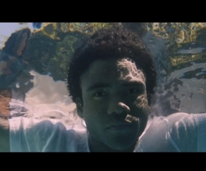 "Listen to Childish Gambino's New Track ""Worldstar"""