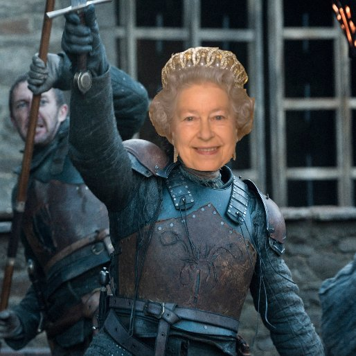 Queen Elizabeth will Make Her Way Westeros