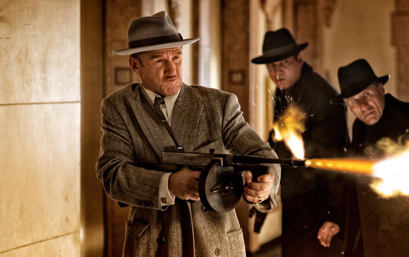 <i>Gangster Squad</i>