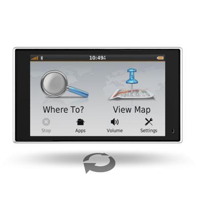 New Line of Garmin GPS Navigators to Give Directions Based on Landmarks