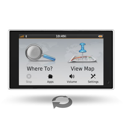 New Line of Garmin GPS Navigators to Give Directions Based on Landmarks