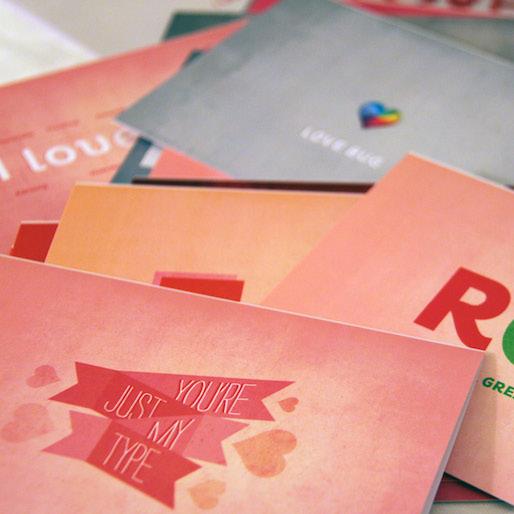 Is Your Valentine a Design Geek?