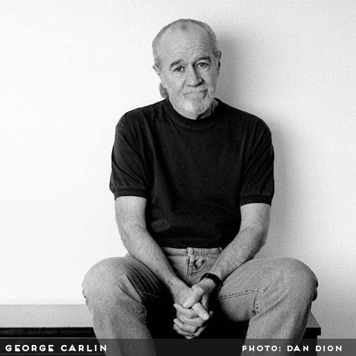 George Carlin Website Relaunches with Unreleased Audio Recordings