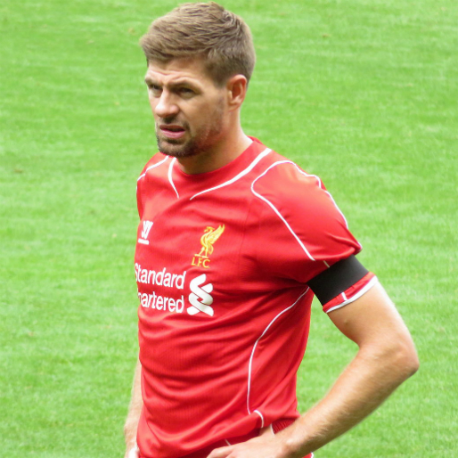 The Aging Captain: Steven Gerrard and the Dying of the Light