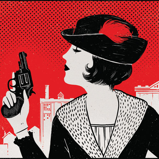 <i>Girl Waits with Gun</i> by Amy Stewart Review