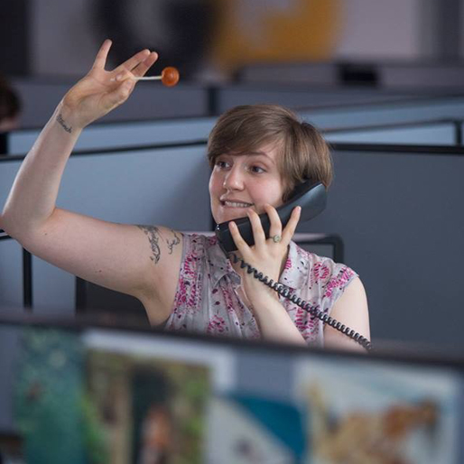 University of Iowa Won't Let Lena Dunham, <i>Girls</i> Film on Campus