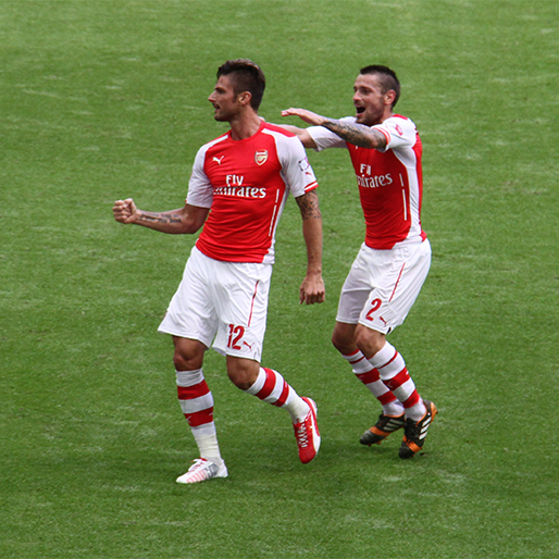 Hey Arsenal Fans: At Least Olivier Giroud Is Back