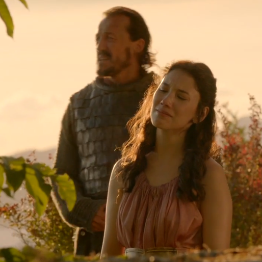 Watch: Deleted Scenes from <i>Game of Thrones</i> Season Four
