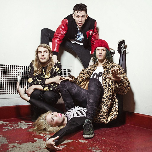 """Grouplove Releases """"I'm With You"""" Video"""