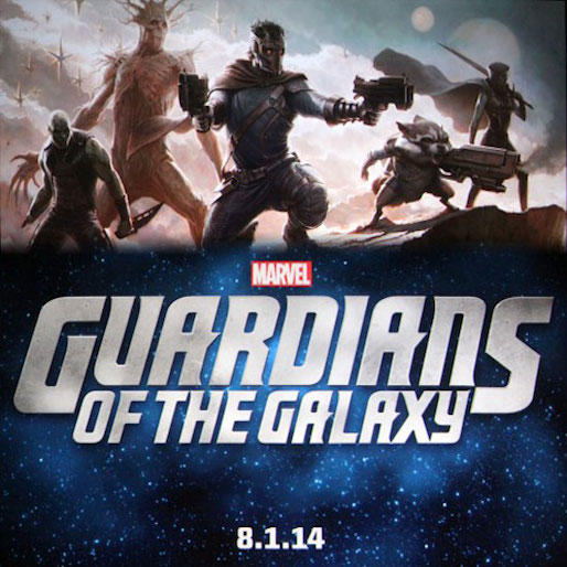 <i>Guardians of the Galaxy</i> Owns Weekend Box Office
