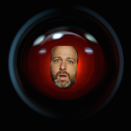 Watch H. Jon Benjamin Voice Hal 9000 from <i>2001: A Space Odyssey</i>