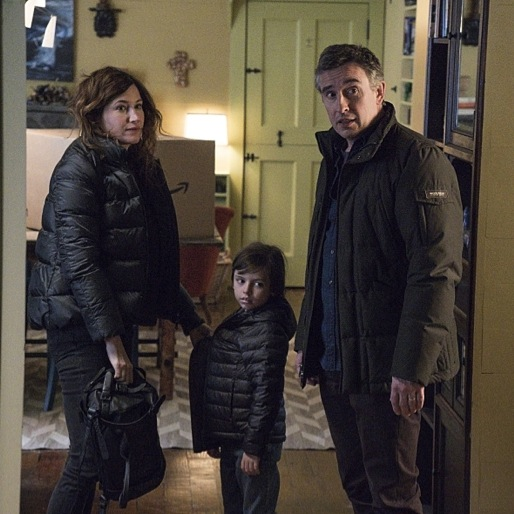"<i>Happyish</i> Review: ""Starring Marc Chagall, Abuela and Adolf Hitler"""