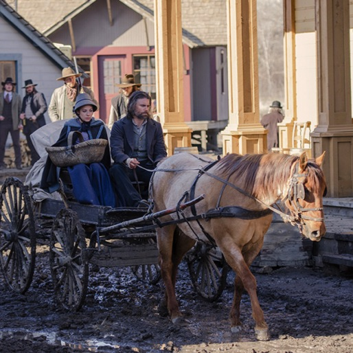 "<i>Hell on Wheels</i> Review: ""Chicken Hill"""