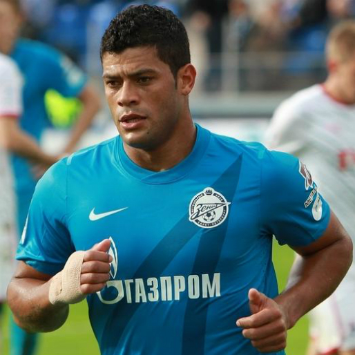 Watch Zenit's Hulk Ride Three Slide Tackles to Score in the Champions League