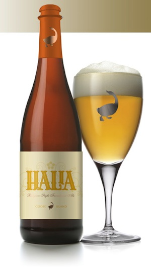 Goose Island Halia Review