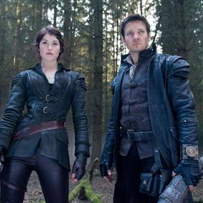 &lt;i&gt;Hansel &amp; Gretel: Witch Hunters&lt;/i&gt;