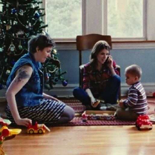 <i>Happy Christmas</i> (2014 Sundance review)