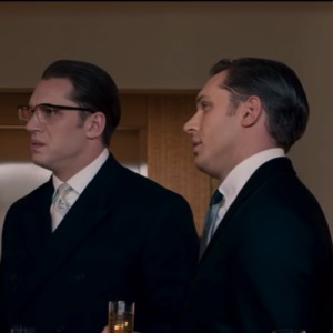 Tom Hardy and Tom Hardy rule the streets of of '60s London in <i>Legend</i> Trailer