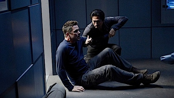 """<i>Helix</i> Review: """"Level X"""" (Episode 1.09)"""