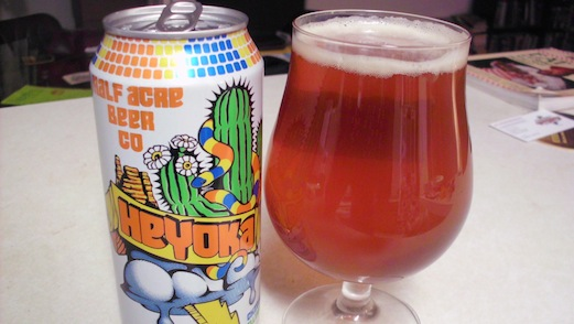 Half Acre Heyoka IPA Review