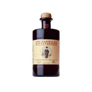 The Barreled Boulevardier Cocktail Review