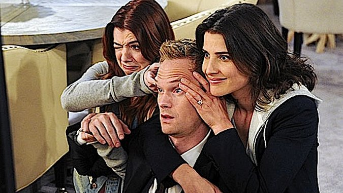 """<i>How I Met Your Mother</i>: """"Rally"""" (Episode 9.18)"""